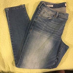 Light Torrid Boyfriend Skinny Jeans